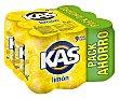 Refresco de limón Pack 9 latas de 330 ml Kas