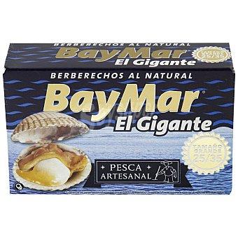 Baymar Berberecho al natural 25/35 63 g