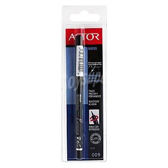 Astor Eye liner pencil negro trazo preciso y permanente - automatic definer nº009 1 ud