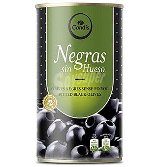 Condis Aceitunas negras s/hueso 150 G