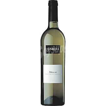Sumarroca Vino blanco muscat D.O. Penedes Botella 75 cl