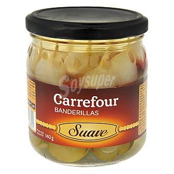 Carrefour Banderillas dulces 150 g