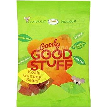 ZERO ZEBRA Good Stuff Ositos Koala Caramelos de goma sin gluten Envase 100 g