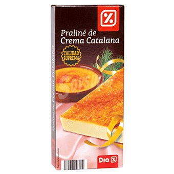 DIA Praliné de crema catalana estuche 200 gr Estuche 200 gr