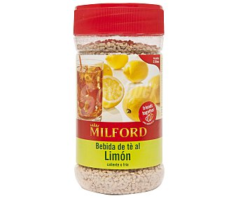 Milford Bebida de té al limón Bote 400 gramos