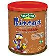 Biocao preparado de cacao soluble envase 400 g envase 400 g Naturgreen