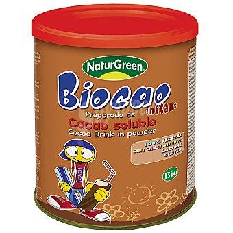 Naturgreen Biocao preparado de cacao soluble Envase 400 g
