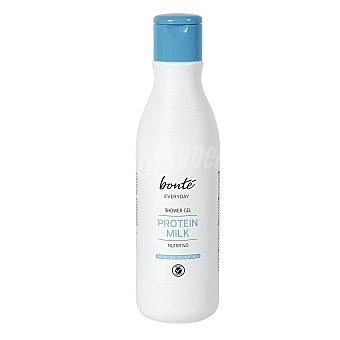 Bonté Gel de ducha proteínas de la leche piel sensible Bote 750 ml