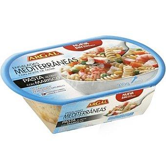 ARGAL ensalada de pasta con marisco envase 210 g