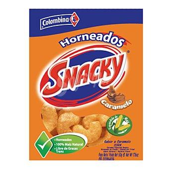 Colombina Snacky caramelo 50 g
