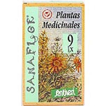 SANTIVERI Sanaflor Infusion de plantas medicinales laxante envase 90 g Envase 90 g