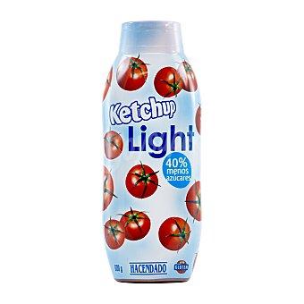 Hacendado Ketchup light BOTE 600 g