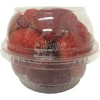 VITAL FRUTA Vaso pequeño de fresa Vaso cúpula 130 g