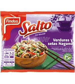 Findus Salto de verduras y setas nagano 350 g