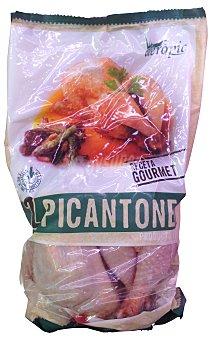 Aeropic Pollo picantón fresco Paquete 2 unidades (800 g peso aprox.)