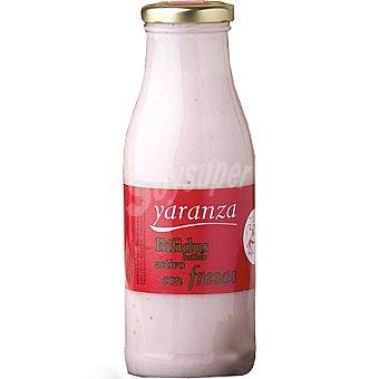 Yaranza Fresa con bífidus Botella 500 ml