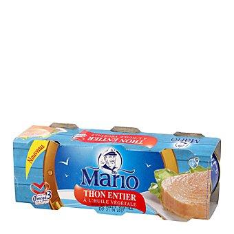 Mario Atún en Aceite Vegetal Pack de 3x52 g
