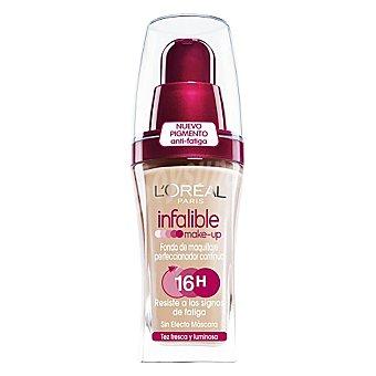 L'Oréal Maquillaje Fluido Miel Eclat 230 16 horas 1 ud