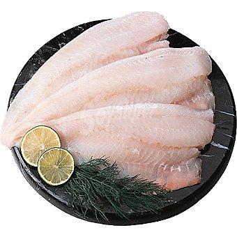 Filete de bacalao frescos sin piel (unidad) peso aproximado 250 g