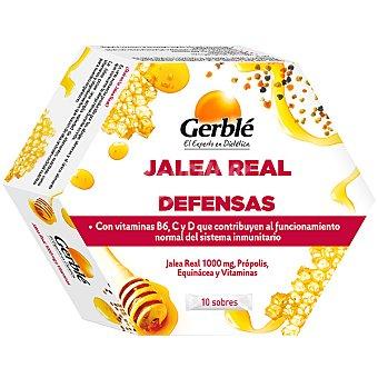 Gerblé Jalea real Defensas 10 sobres Envase 132 g