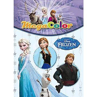 DISNEY Frozen Cuaderno de actividades . Megacolor