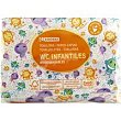 Toallitas wc infantil biodegradable Pack 2 x 60 g Eroski
