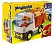 Conjunto de Juego, Playset Camión de Basura, Modelo 6774 1 unidad Playmobil 1.2.3