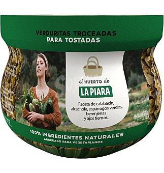 La Piara Verduritas verde 180 g