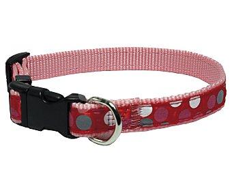 San Dimas Collar de lunares para perro 15 milímetros 1 unidad