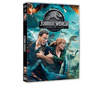 Acción Jurrasic world: El reino caido, 2018, dvd, género: , Edad: 12 años