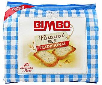 Bimbo Panecillos bimbo 100% Natural Tradicional 180 grs. 180 grs
