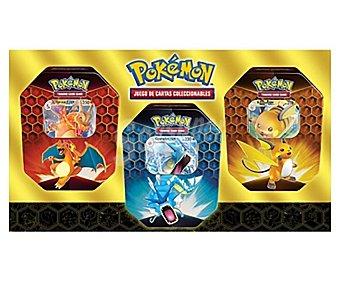 Pokemon Lata pokemon Destinos Ocultos para juego de cartas, pokemon