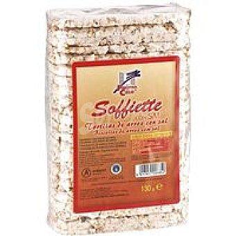 LA FINESTRA Soffiette con sal Paquete 130 g