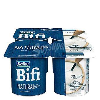 Kaiku Bifi Activium natural Pack 4x125 g