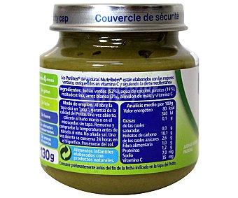 Nutribén Potito de inicio a la verdura 130 g
