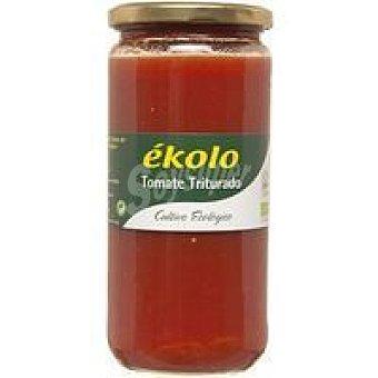 EKOLO Bio Tomate triturado Frasco 660 g