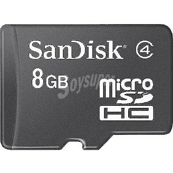 SANDISK Tarjeta de memoria Micro sdhc de 8 GB