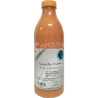 PLANETA VERDE Gazpacho andaluz receta tradicional 100% natural botella 1 l Botella 1 l
