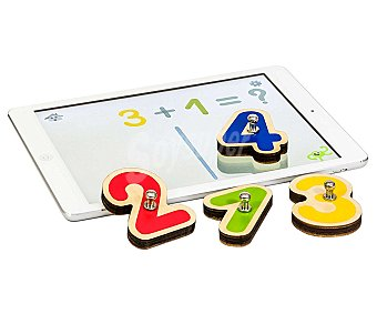 MARBOTICS Smart Numbers juego interactivo para tablets 10 números. (tablet no incluido)