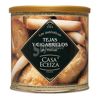 Casa Eceiza Tejas y cigarrillos bote metal 160 g