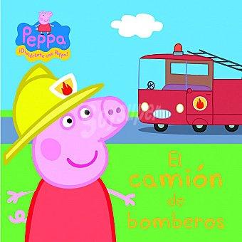 PEPPA PIG : El camión de bomberos. Primera infancia