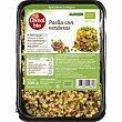 Paella de verduras Bandeja 300 g CEREAL BIO