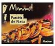 Pasteles de nata, tipo pastel de Belén 330 gr Mmm Auchan