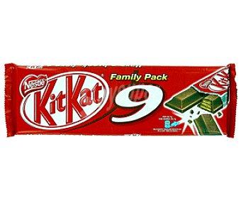 Nestlé Chocolatina Kit-Kat 186g