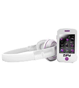 Zipy MP5 + auricular albatros blanco zipy