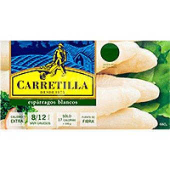 Carretilla Espárrago 8/12 piezas Lata 660 g