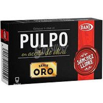 Sanchez Pulpo en aceite de oliva llibre Lata 106 g