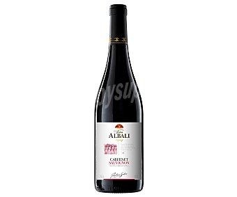 Viña Albali Vino tinto cabernet sauvignon de la Tierra de Castilla Botella 75 cl