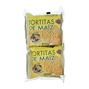 Hacendado Tortitas de maíz Pack 4 paquetes (120 g)
