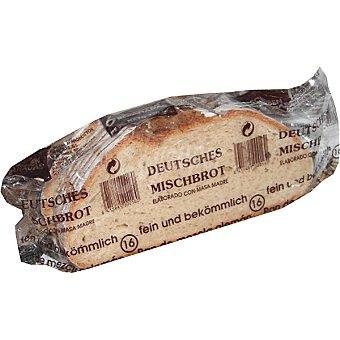 NATURPAN Deutsches pan de mezcla alemán Unidad 220 g